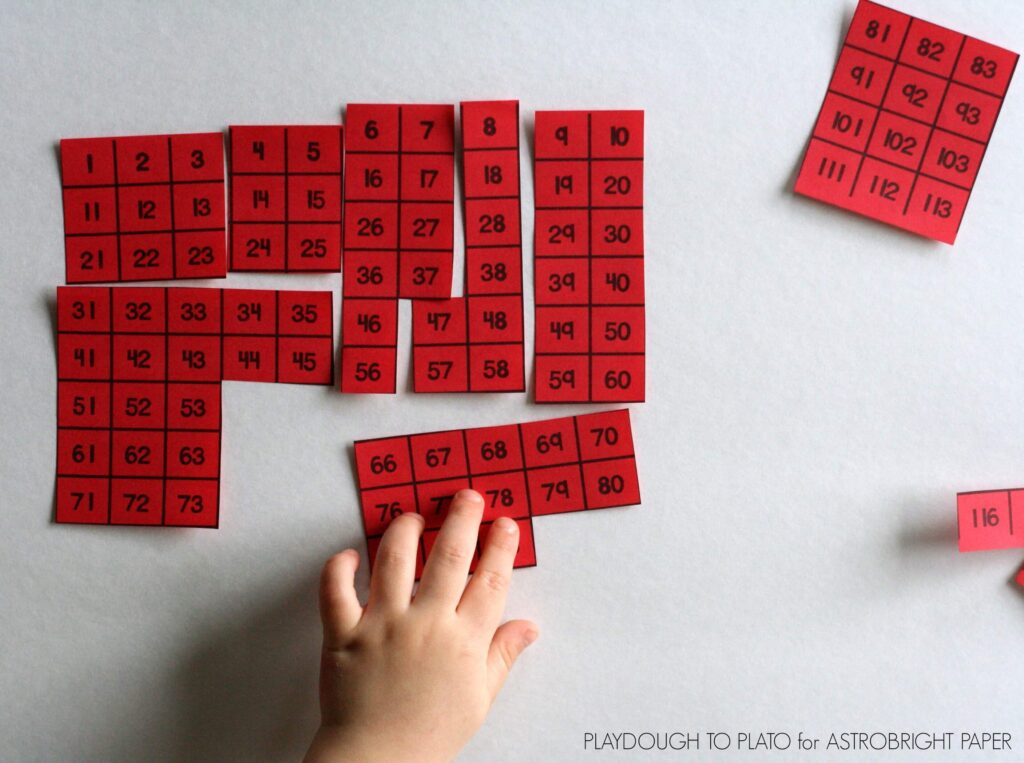 15 Brilliant Ways to Use a Hundred Chart - The Stem Laboratory
