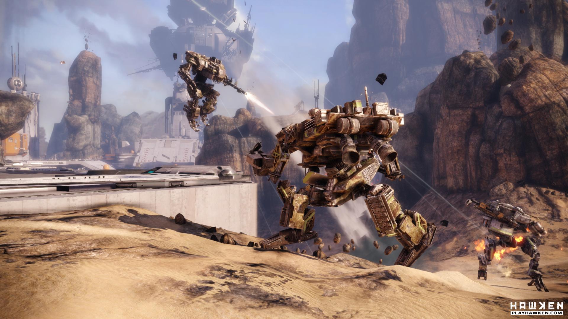 Titanfall Wallpaper Hd Bruiser Screenshot 1