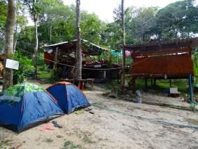 Camping à Koh lipe