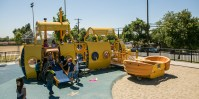 Hubert Humphrey Park - Sea-Themed Inclusive Playground ...