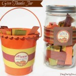 Give Thanks Jar