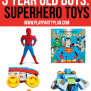 25 Amazing Gifts Toys For 3 Year Olds Who Have Everything