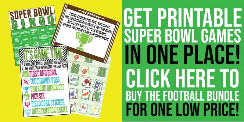 25 of the Best Super Bowl Party Games for Fans of All Ages!