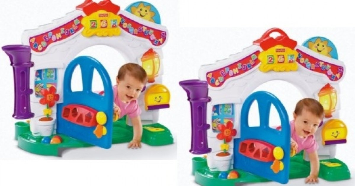 Fisher Price Laugh Learn Learning House 2699 Argos