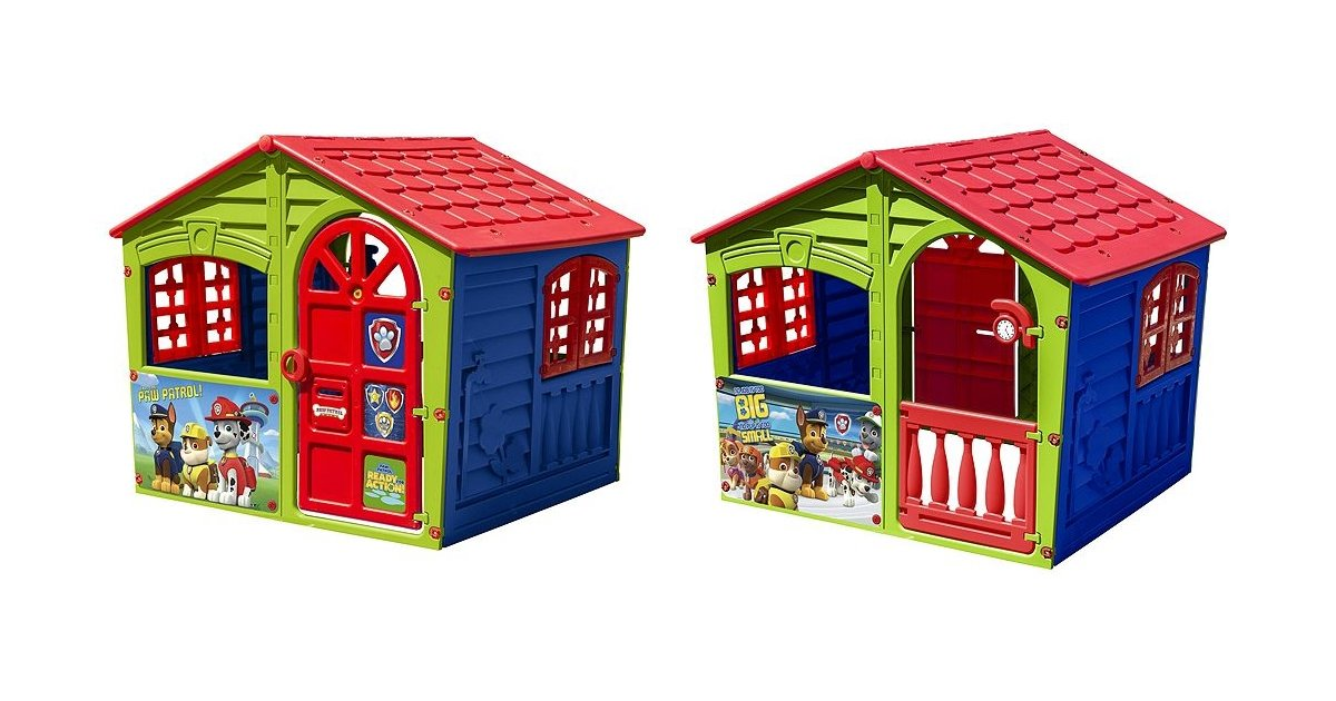 Paw Patrol The House Of Fun Playhouse 75 Was 110