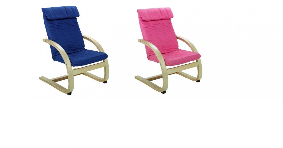 Colourmatch Bentwood Kids Chair Blue 1899 Argos