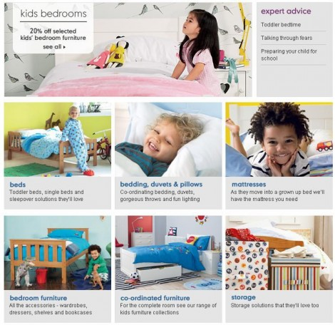 Mothercare Advert