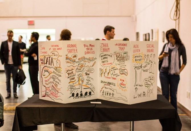 TEDx PK sketches