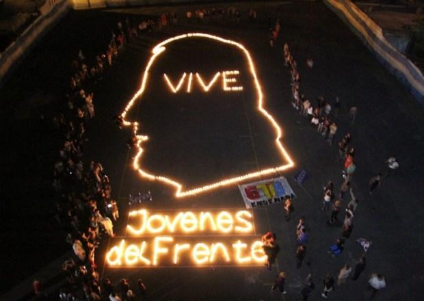 Actividad Nestor Vive, de la web de la municipalidad de Ensenada, BsAs