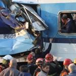 Otra vez la muerte en viaja en tren