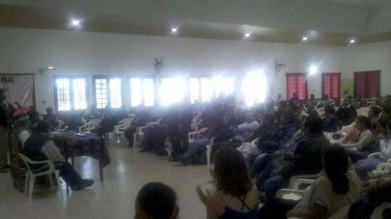 Imagen del plenario inaugural