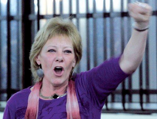 Liliana Olivero, la candidata que no se resigna a quedarse sin su banca.