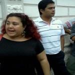Estudiantes detenidos en Santiago del Estero