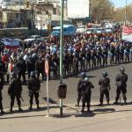 """Ley antipiquetes: """"Este proyecto legitima la represión de las manifestaciones públicas"""""""