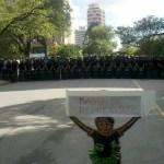 CHACO: salvaje represión a trabajadores