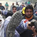 Heridos de bala en represión en ingenio El Tabacal