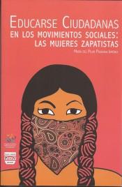 Portada de EDUCARSE CIUDADANAS EN LOS MOVIMIENTOS SOCIALES: