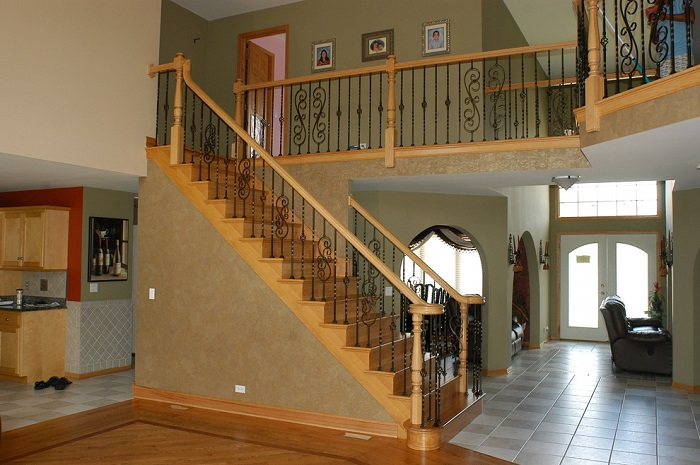 Different Kinds Of Treads And Railings Plaz Media