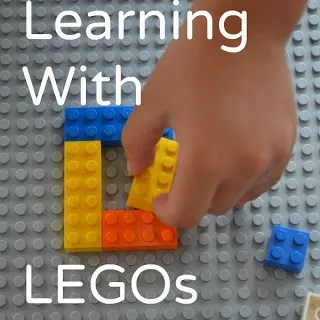 Math Activities with Legos