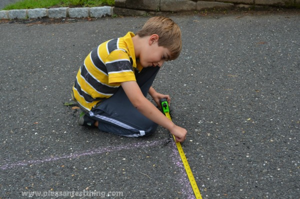 BIG Shapes Game: Active ways to distinguish similar shapes and learn geometry!