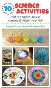 10 Science Activities That Will Amaze Your Kids!