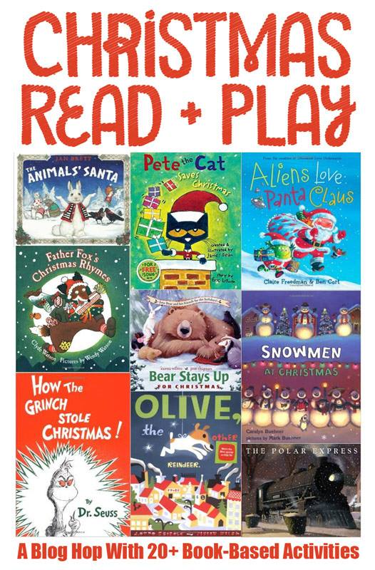 Read and Play - Activities and Crafts for the Favorite Christmas Books!
