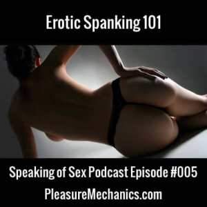 Erotic Spanking 101