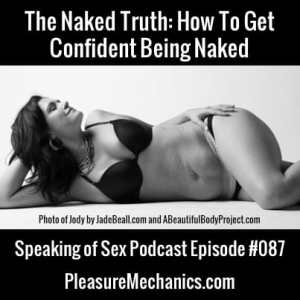 Confident Being Naked Podcast Episode