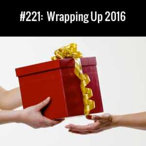 Wrapping Up 2016