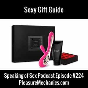 Sexy Gift Guide :: Free Podcast Episode