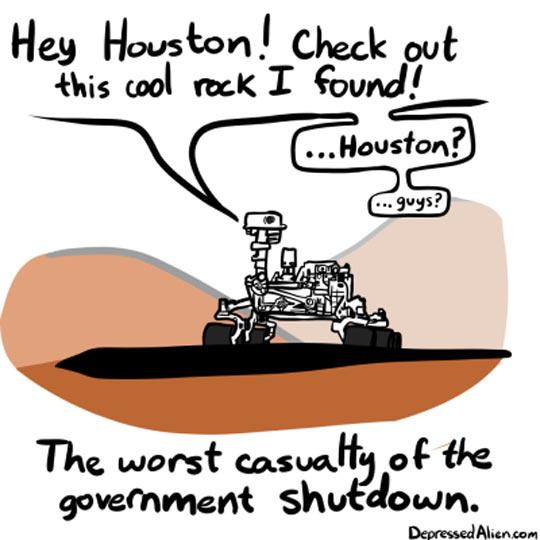 funny-Curiosity-Mars-NASA-comic-1jpg (540×540) amusement - army memo