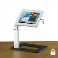 Universal Tablet Holder - Desktop - Plex Display