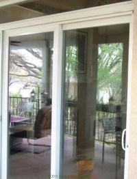 Plisse Sliding Glass Retractable Door Screens ...