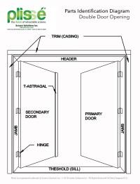 Doorway Parts Identification - Retractable Screens for ...