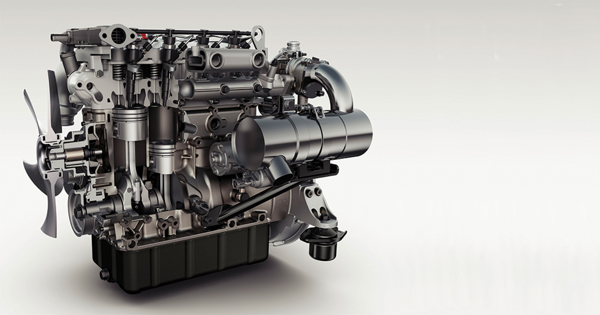 Hatz Diesel (4H50 Engine)