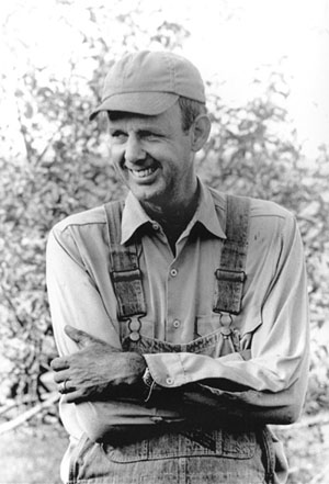 """You're free when you realize you're willing to go to the length that's necessary.""  Wendell Berry – October, 2013"