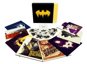 Batman: The Animated Series vinyl box set from Mondo