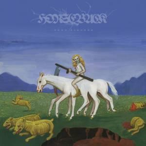 Horseback - 'Dead Ringers' album art
