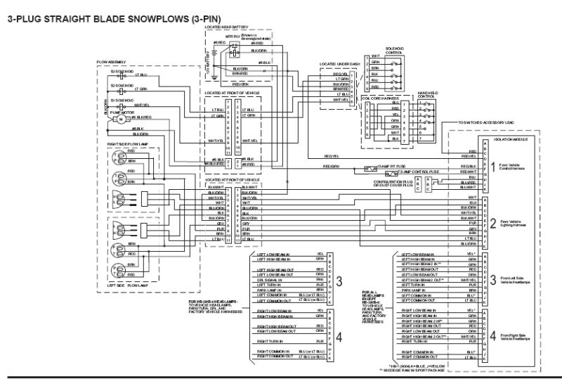 isolation module wiring diagram