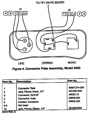 6 Pin Telex Wiring Diagram circuit diagram template