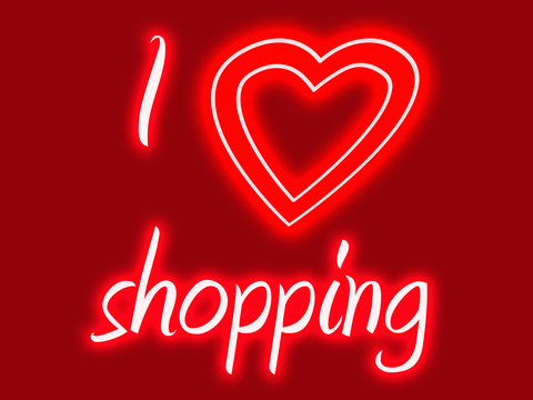 born to shop!