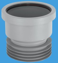 McAlpine Grey Soil Pipe to Clay or Cast Iron 110mm ...