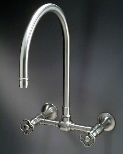Steam Valve Original Faucets - quality stainless steel faucets - wall mount kitchen faucet