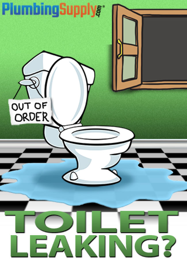 Fix Your Leaky Toilet With Our How-To And Troubleshooting Information
