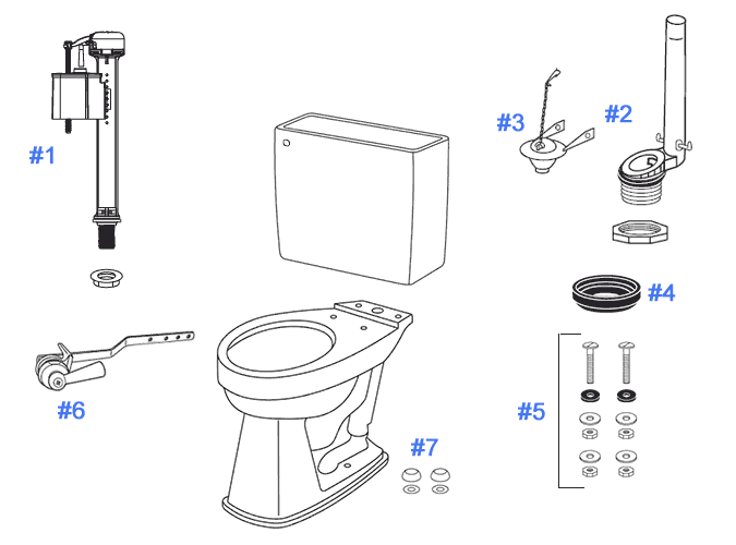 thetford toilet parts diagram sketch coloring page