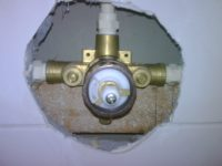 What type of shower valve is this? - Plumbing Zone ...