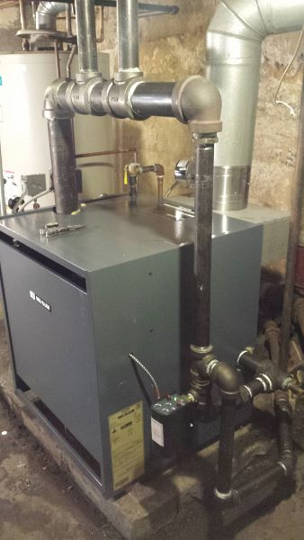 Another steam boiler - Plumbing Zone - Professional Plumbers Forum