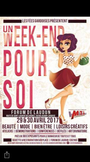 Salon Un temps pour soi 29-30 avril 17