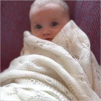 Pure alpaca christening shawl | Exquisite Royal Alpaca ...