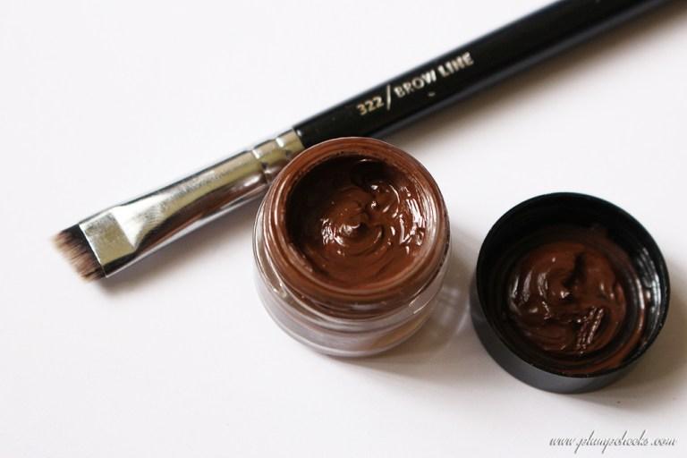 Ofra Semi Permanent Waterproof Eye Brow Gel in Light Brown